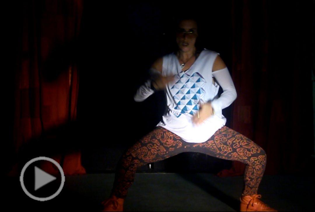 India Jah Sasha en el Almazen