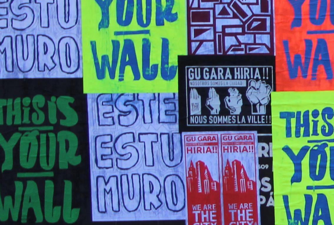 Este es tu muro!